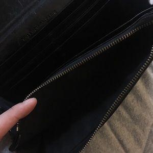 Balenciaga Bags - Balenciaga Textured Leather wallet